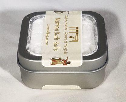 Natron Bath Salts 2oz Side