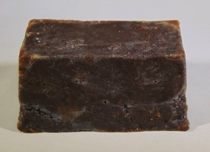 Mendesian Soap 5oz Front Unwrapped