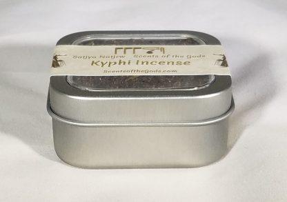 kyphi incense 2oz front