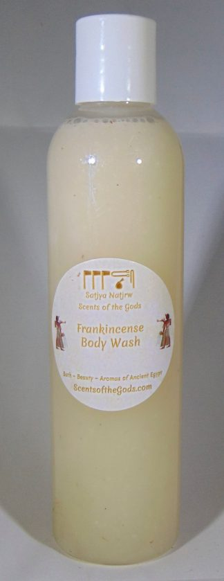 Frankincense Body Wash 8oz