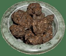 Raw Kyphi incense