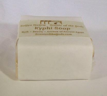Kyphi Soap 2oz Bottom