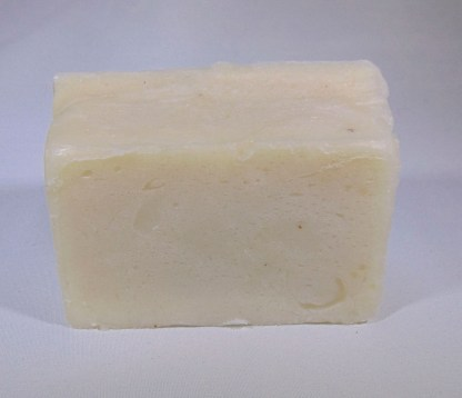 Frankincense Soap 5oz Unwrapped Top