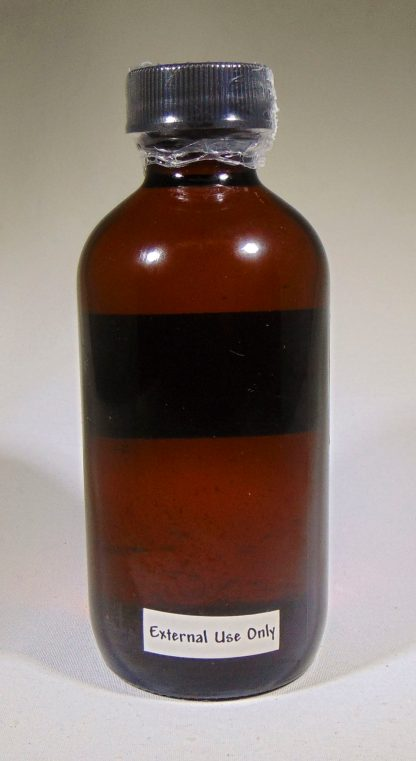 Mendesian Oil 4oz Back