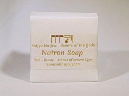 Natron Soap 2oz Front