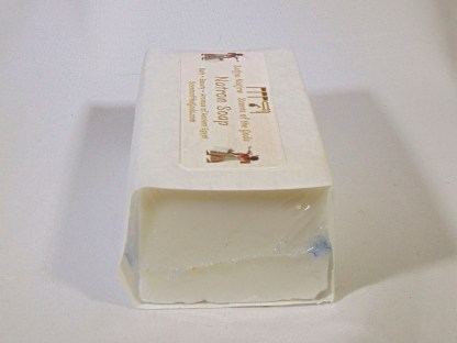 Natron Soap 5oz Side