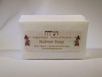 Natron Soap 5oz Top