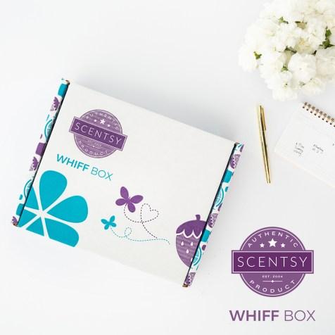 Scentsy Whiff Box Subscription