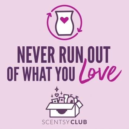 Scentsy Always Get My Bar