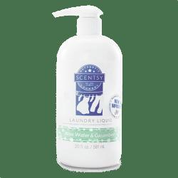 Scentsy Aloe Water & Cucumber Laundry Liquid