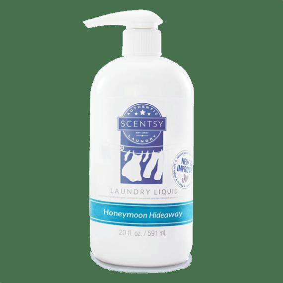 Scentsy Honeymoon Hideaway Laundry Liquid