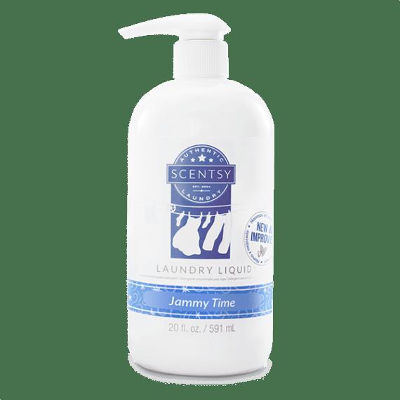Scentsy Jammy Time Laundry Liquid