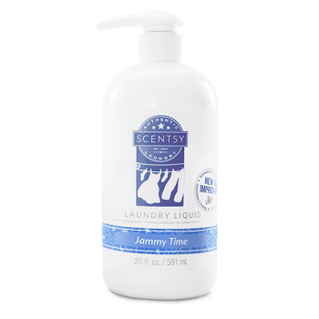 Scentsy Jammy Time Laundry Liquid
