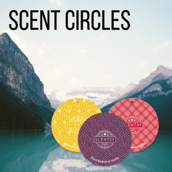 Scentsy Scent Circles