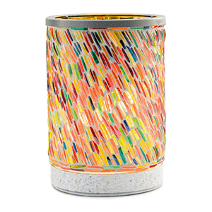 Colors of the Rainbow Lampshade Warmer