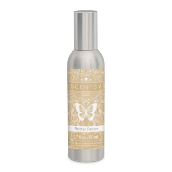 butter pecan scentsy room spray