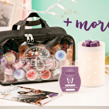 scentsy host exclusive starter kit