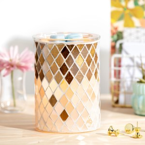New Scentsy Fall Winter 2019 Gilded Warmer