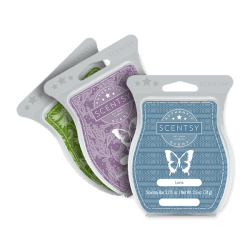 3 pack scentsy wax bars