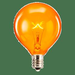 25 Watt Orange Scentsy Bulb