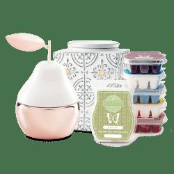perfect scentsy 40 warmer bundle