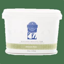 Amazon Rain Scentsy Washer Whiffs Tub
