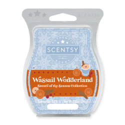 Wassail Wonderland Scentsy Wax Bar