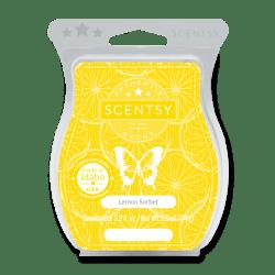 Lemon Sorbet Scentsy Wax Bar