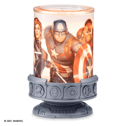 Marvel Scentsy Wax Warmer