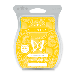 Squeeze the Day Scentsy Wax Bar