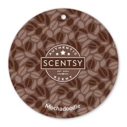 mochadoodle scentsy scent circle