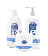 Photo of Scentsy Laundry Products in Jammy Time