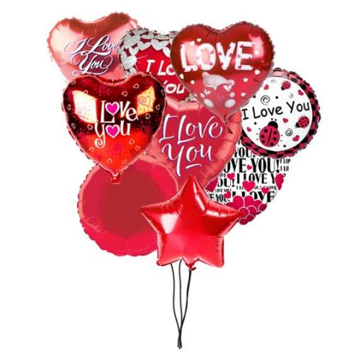 Helium Balloon Bouquet