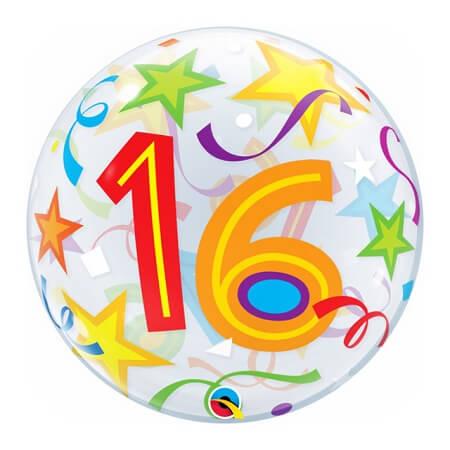 Helium Balloon - Age