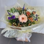 Country Garden Hand Tied