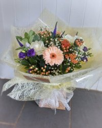 Country Garden Hand Tied Flowes