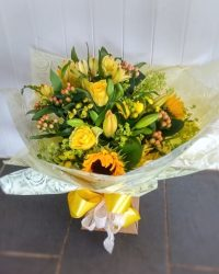 Sunshine Hand Tied