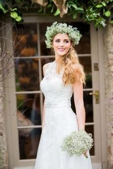 Bride Gyp Flowers
