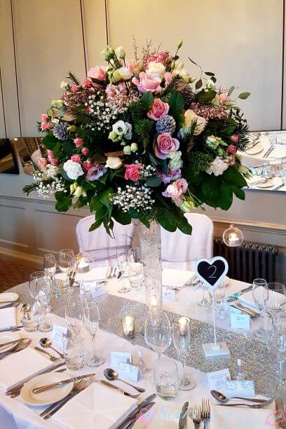 Tall Table Centre