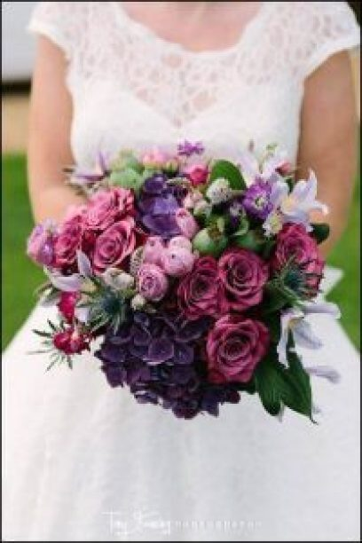 Bride Wedding Bouquet