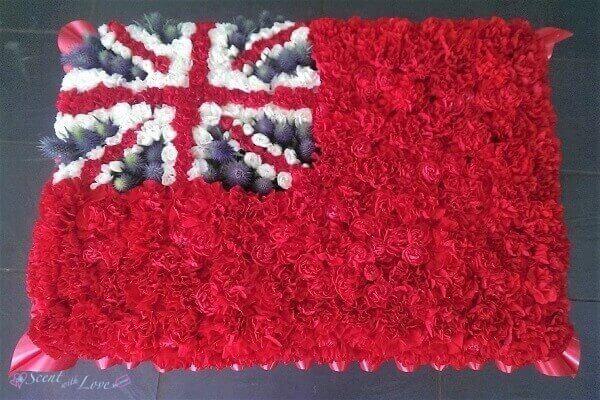 flag tribute