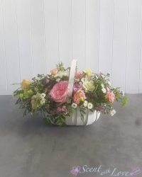 Cottage Garden Basket
