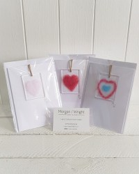 Fused Glass Cards
