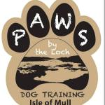 paws by the loch logo