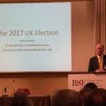John Curtice interpreting the 2017 general election