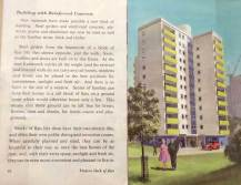 Spread from Ladybird book on housing | Image: Royal Academy of Arts