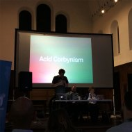 Discussing 'Acid Corbynism', The World Transformed