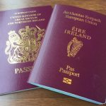 Irish passport to poetry and peace