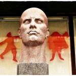 Sculpture head of Mayakovski: Museo Estatal de Vladimir Mayakovski - Moscú CC BY-NC-ND 2.0