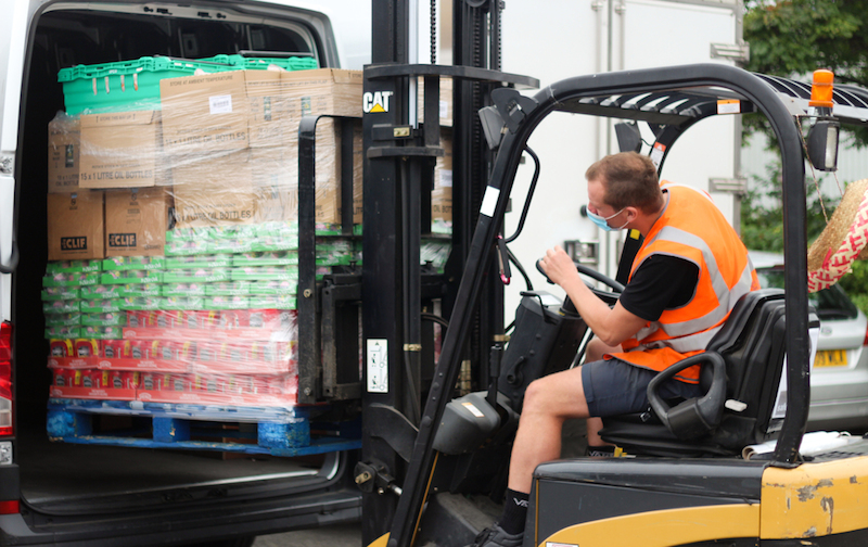 Over 3 million meals delivered from Cyrenians Leith Depot https://cyrenians.scot/news/177-over-3-million-meals-shared-from-our-leith-depot-during-covid-19